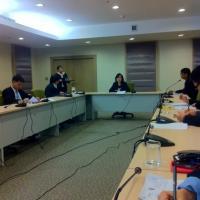 """การสัมมนาเชิงปฏิบัติการ """"แนวทางการขับเคลื่อนการพัฒนารัฐบาลอิเล็กทรอนิกส์ของประเทศไทย"""""""