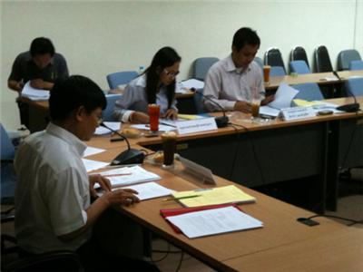 รายงานการประชุมคณะอนุกรรมการกลั่นกรองโครงการด้านเทคโนโลยีสารสนเทศและการสื่อสารของ ทส.ครั้งที่ ๔/๒๕๕๔