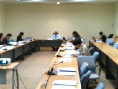 รายงานการประชุมคณะกรรมการบริหารและจัดหาระบบคอมพิวเตอร์ครั้งที่ ๒/๒๕๕๔