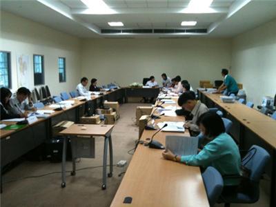 รายงานการประชุมคณะอนุกรรมการกลั่นกรองโครงการด้านเทคโนโลยีสารสนเทศและการสื่อสารของ ทส.ครั้งที่ ๕/๒๕๕๔