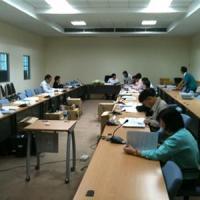 การประชุมเพื่อพิจารณาแนวทางการทำงานระบบแจ้งเตือนภัย โครงการศูนย์บูรณาการฯ