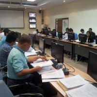 การประชุมคณะอนุกรรมการกลั่นกรองโครงการด้านเทคโนโลยีสารสนเทศและการสื่อสาร ครั้งที่ 3/2555