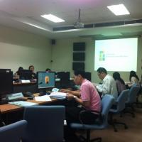 การประชุมคณะทำงานสถิติด้านทรัพยากรธรรมชาติและสิ่งแวดล้อม ครั้งที่ 2/2555