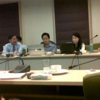 การฝึกอบรมหลักสูตรการประเมินราคากลางซอฟต์แวร์ ประเภทโปรแกรมประยุกต์ (Application Software) ดิจิตอลคอนเทนต์ (Digital Content) และสื่อสร้างสรรค์ (Animation) ของประเทศไทย