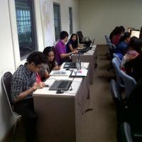 """การฝึกอบรมเชิงปฏิบัติการ หลักสูตร """"การพัฒนาเว็บไซต์ด้วยเครื่องมือบริหารจัดการเว็บ (EasyWebTime)"""" รุ่นที่ 2"""