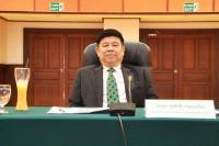 การประชุมคณะกรรมการบูรณาการฐานข้อมูลด้านทรัพยากรและบริหารโครงสร้างภาครัฐ ครั้งที่ 1/2559